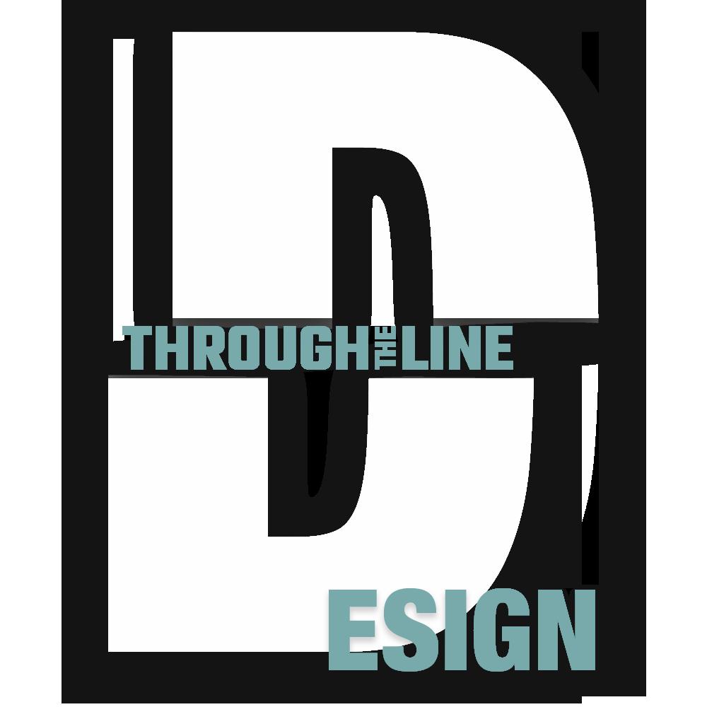 Through the line design transparent